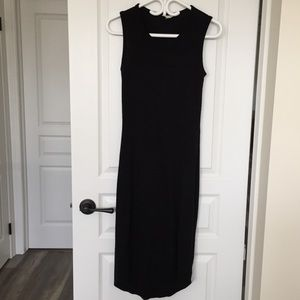 Black Wilfred Free Casual Dress